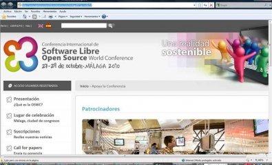 Conferencia Internacional de Software Libre