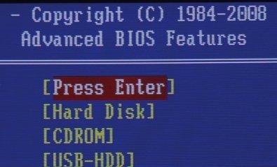 Consejos para optimizar la BIOS
