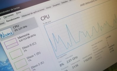 Cómo solucionar un alto consumo de CPU en Windows