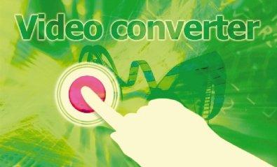 Convierte tus vídeos a cualquier formato
