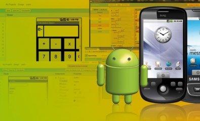 Crea aplicaciones a tu medida para un terminal Android