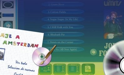 Personaliza tus DVDs con menús a tu medida