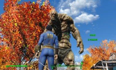 Creature Follower: el mod de Fallout 4 para cambiar de acompañante
