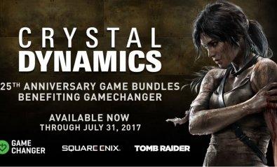 Crystal Dynamics + GameChanger