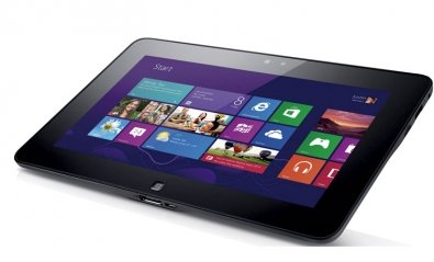 Tableta profesional Dell Latitude 10 con Windows 8 Pro