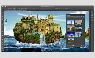 Adobe conquista el mundo de la imagen con Adobe Stock