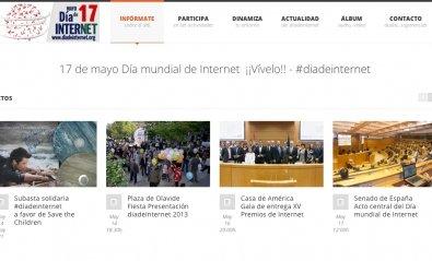 El #diadeinternet arranca nueva edición con actos en la calle