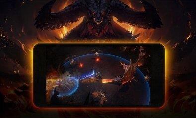 La mítica saga Diablo da el salto a los móviles con Immortal