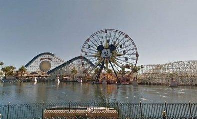 Cómo visitar todos los parques de Disney sin moverte de la silla