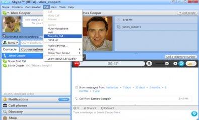 Disponible la nueva versión de Skype 4.2 Beta para Windows