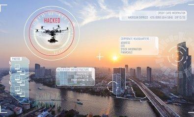 Detectado un fallo de seguridad en la plataforma de drones DJI