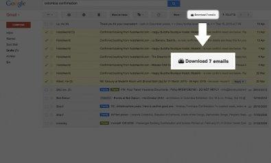 Cómo descargar los correos de Gmail como PDF