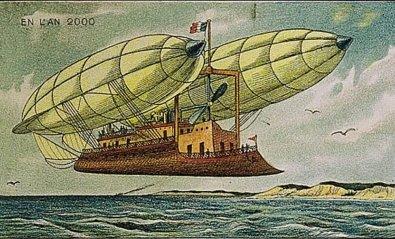 Tecnología de hoy imaginada hace 100 años