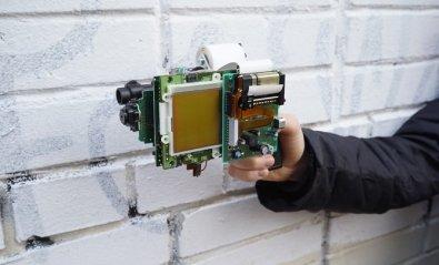 gbg-8, la cámara de 8 bits fabricada con una pistola y una Game Boy