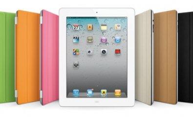iPad 2. Ha llegado más rápido, compacto y ligero