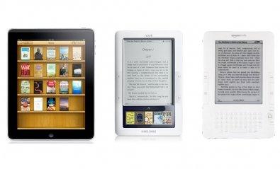 El iPad aviva la guerra de precios de los lectores de e-books