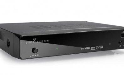 Sintonizador TDT de alta definición Energy Sistem T5850