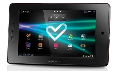Energy Sistem Tablet i724, para los que buscan algo básico