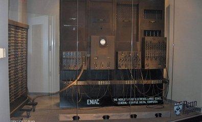 Los cuatro padres de la informática moderna: ENIAC, EDVAC, ABC y LINC