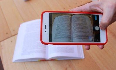 Apps para escanear con el móvil