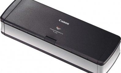Escáner compacto Canon imageFORMULA P-215