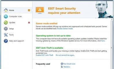 ESET Smart Security 6 RC, una suite con escasas funcionalidades
