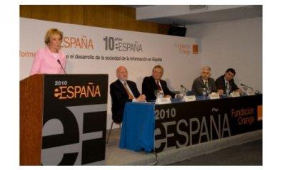 España, en la media europea en Sociedad de la Información