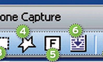 Un capturador de pantalla muy potente