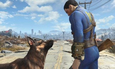 Mejorar los gráficos de Fallout 4 para PC es cosa de este MOD
