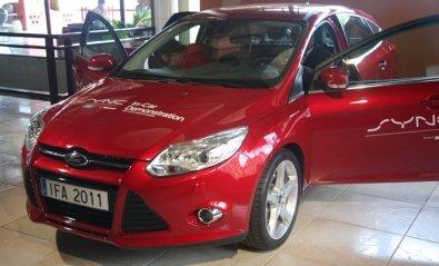 IFA GPC 2011: Ford lanzará la tecnología SYNC en Europa en 2012