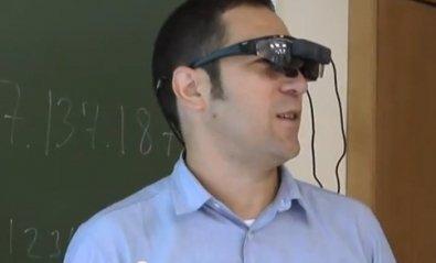 Crean unas gafas inteligentes para profesores