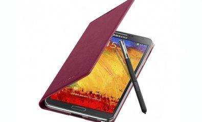 Samsung Galaxy Note 3, el primero de la nueva generación
