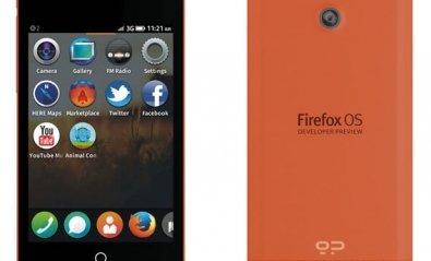 En 2013 llegarán los smartphones con Firefox OS