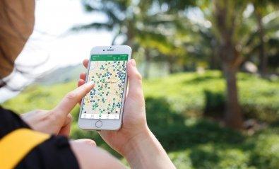 Geocaching, la app para buscar tesoros con el smartphone