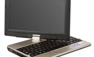 Gigabyte presenta netbooks convertibles y un tablet
