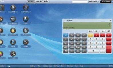 Glide OS: disco duro, escritorio y portal en uno