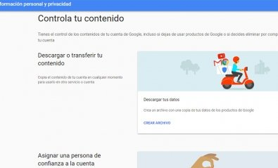 Cómo hacer una copia de seguridad de todos tus correos de Gmail