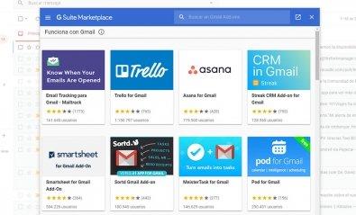 Cuatro add-ons para Gmail que deberías probar