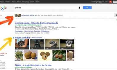 Google potencia los resultados de tu entorno