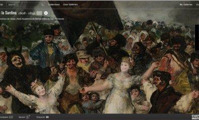 Google Art Project se actualiza con nuevos museos españoles