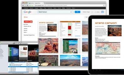 Drive, el servicio de almacenamiento en la Nube de Google