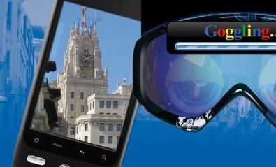 Goggles: la realidad aumentada de Google