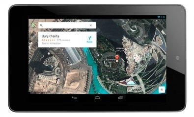 Google renueva Maps para smartphones y tabletas Android