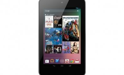 La tableta Nexus 7 llega a España a través de Googe Play