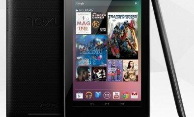 Agotado el nuevo tablet de Google, Nexus 7
