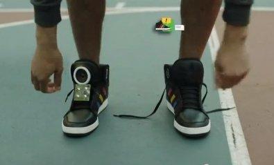 Google presenta las zapatillas inteligentes basadas en Android