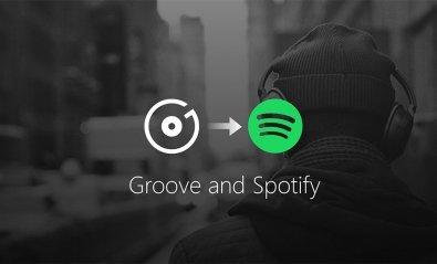 Cómo migrar tu música de Groove a Spotify