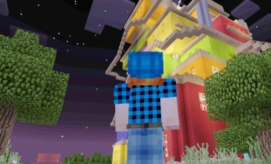 Hello Neighbor en Minecraft: 4 MODs para craftear con tu vecino