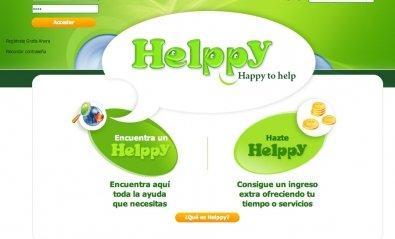 Nace la web Helppy.es para encontrar y ofrecer ayuda