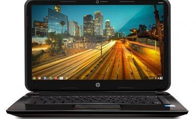 HP lanza Pavilion 14, su primer Chromebook